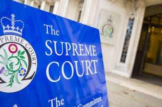 Supreme Court regains shipping experience
