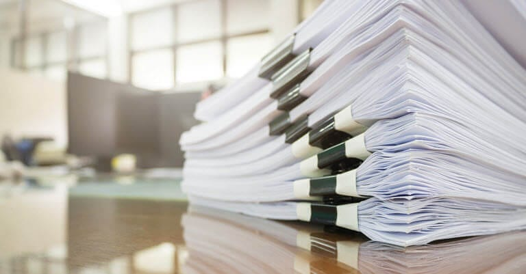 When does a document lose its privileged status?
