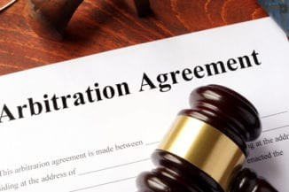 Another Ambiguous Arbitration Clause
