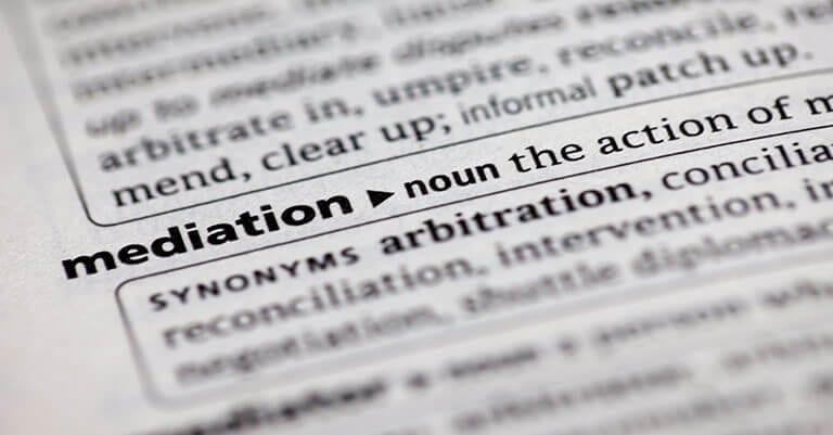 Mediation- what is it and is it mandatory?