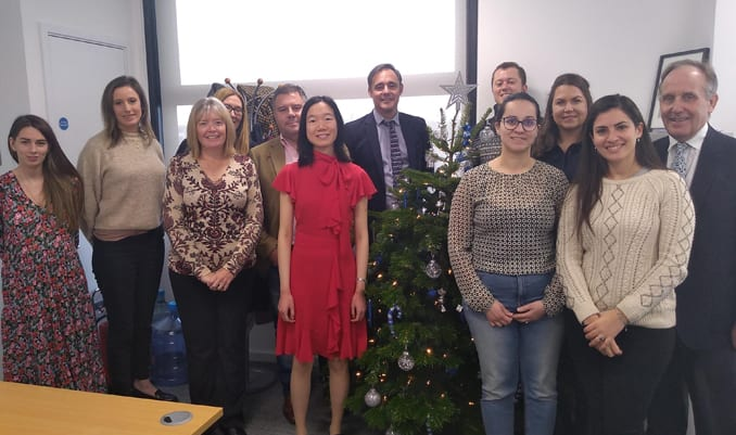 Merry Christmas from the BDM team
