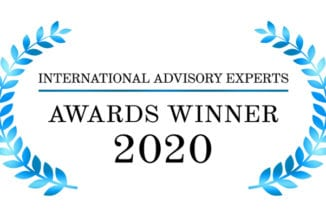 International Advisory Experts Award – Another Award for BDM Law LLP