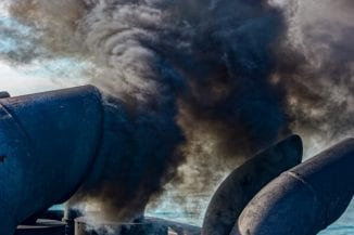 IMO approves draft amendments to MARPOL Convention to cut ship carbon emissions