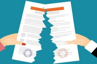 Nothing lasts forever: legal issues relating to contract termination